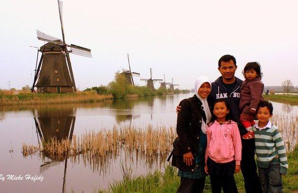 Tantangan membawa keluarga selama kuliah di Eropa (2/2)