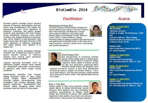 bioinfo workshop 2014